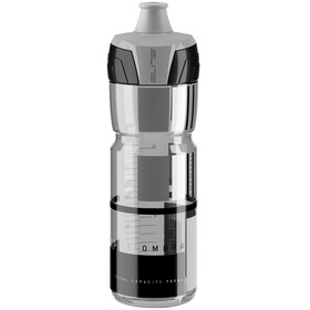 Elite Crystal Ombra Fume' Vattenflaska 750ml grå/transparent